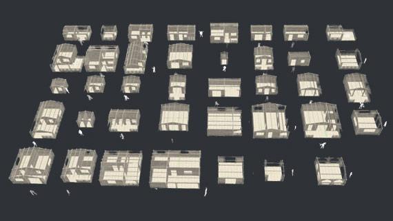 3d-анимация сборки: 50 роликов, более часа 3д-анимации
