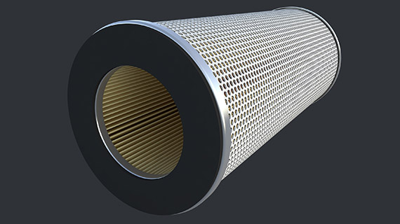 3d-визуализация фильтров для авиационной промышленности