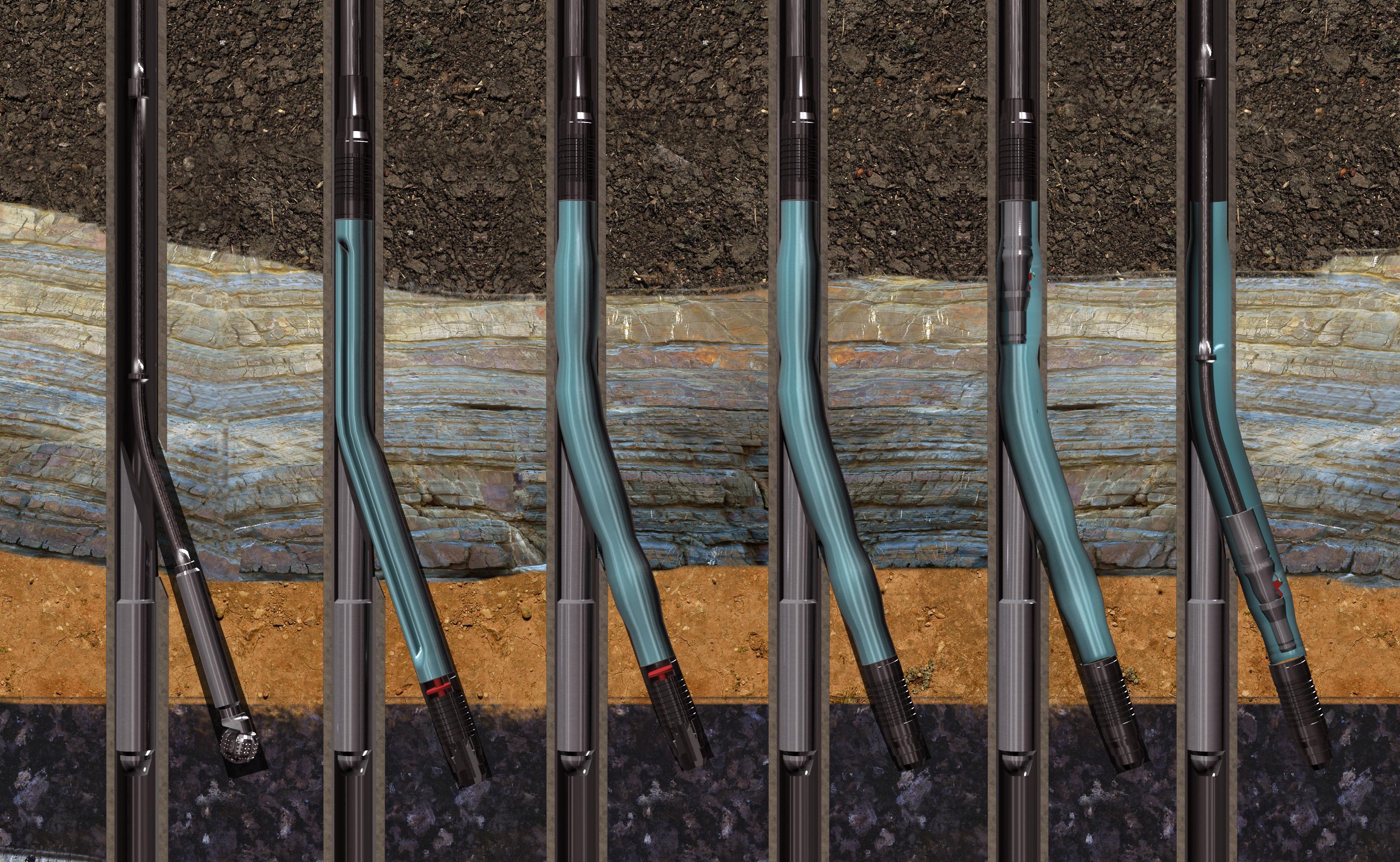 Технология и техника бесцементного крепления боковых стволов профильными перерывателями