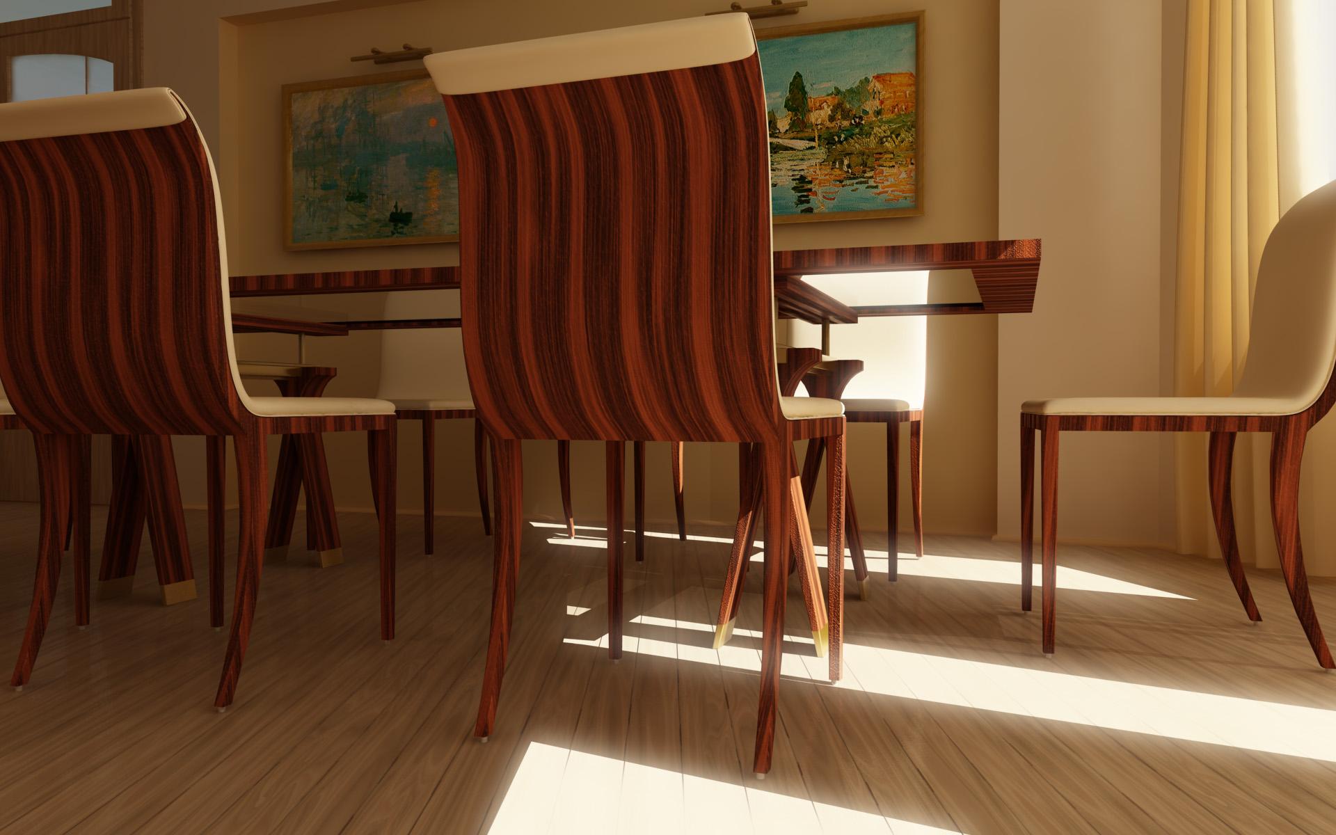 3d-визуализация интерьерного дизайн-проекта