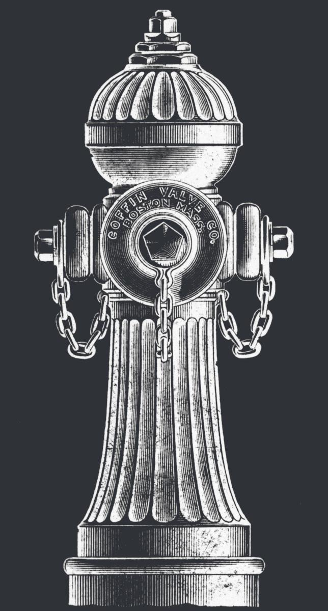 Рисунок столбика для 3д-моделирования