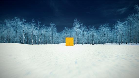 Кадр из 3d-анимации 4K (3840x2160)