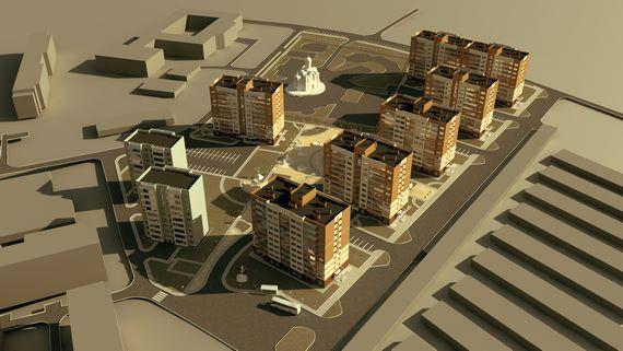 Архитектурная 3д-анимация. Пост-продакшн