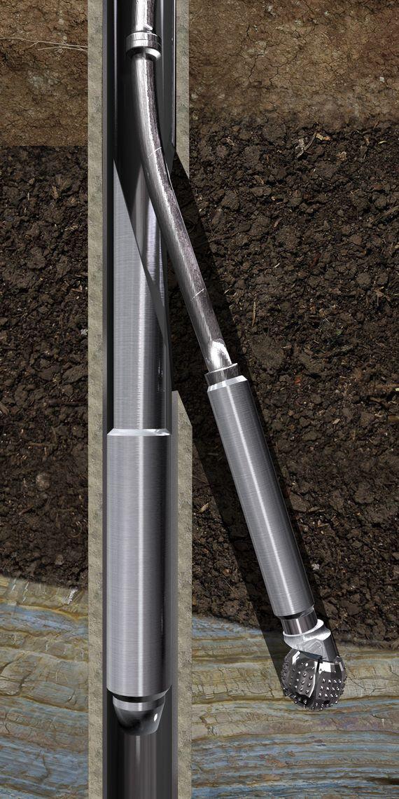 Клинья-отклонители для вырезания окна в стене эксплуатационной колонны и бурения бокового ствола