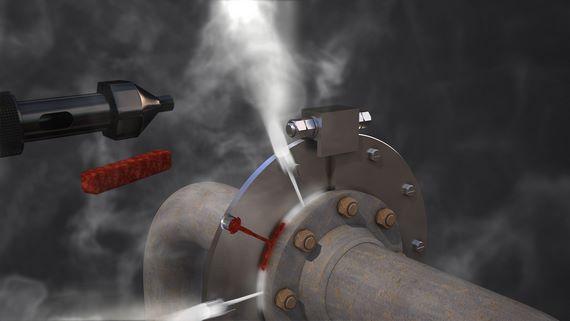 Промышленная 3d-анимация. Визуализация процессов.